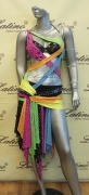LATIN SALSA COMPETITION DRESS LDW (VL283)