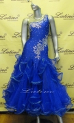 BALLROOM COMPETITION DRESS LDW (ST190)