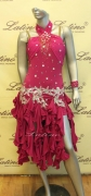 LATIN SALSA COMPETITION DRESS LDW (VL280)