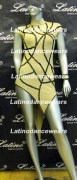 LATIN SALSA COMPETITION DRESS LDW (VL314)