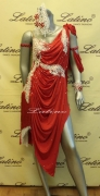 LATIN SALSA COMPETITION DRESS LDW (VL180A)