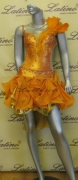 LATIN SALSA COMPETITION DRESS LDW (LT678)