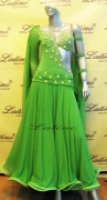 BALLROOM COMPETITION DRESS LDW (VS16D)