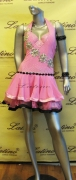 LATIN SALSA COMPETITION DRESS LDW (LT666)