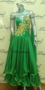 BALLROOM COMPETITION DRESS LDW (ST106)