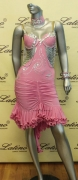 LATIN SALSA COMPETITION DRESS LDW (VL271)