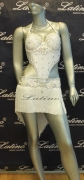 LATIN SALSA COMPETITION DRESS LDW (LT138K)