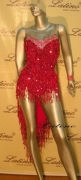 LATIN SALSA COMPETITION DRESS LDW (LT347)