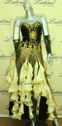 BALLROOM COMPETITION DRESS LDW (ST93)