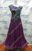 BALLROOM COMPETITION DRESS LDW (ST221A)