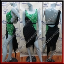 LATIN SALSA COMPETITION DRESS LDW (LT1074A)