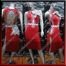 LATIN SALSA COMPETITION DRESS LDW (AL76)