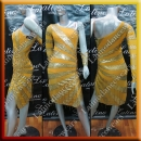LATIN SALSA COMPETITION DRESS LDW (LS364)