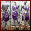 LATIN SALSA COMPETITION DRESS LDW (LT1177)