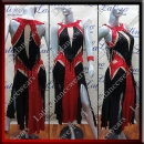 LATIN SALSA COMPETITION DRESS LDW (VL591)