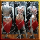 LATIN SALSA COMPETITION DRESS LDW (LS363)