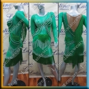 LATIN SALSA COMPETITION DRESS LDW (LT1190)