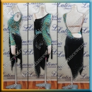LATIN SALSA COMPETITION DRESS LDW (LT1191)