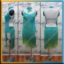LATIN SALSA COMPETITION DRESS LDW (LT1195)