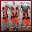 LATIN SALSA COMPETITION DRESS LDW (LT1183)