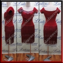 LATIN SALSA COMPETITION DRESS LDW (LT1214)