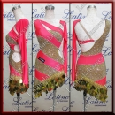 LATIN SALSA COMPETITION DRESS LDW (LT1221)