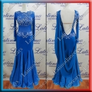 BALLROOM COMPETITION DRESS LDW (ST332)