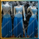 BALLROOM COMPETITION DRESS LDW (ST335)