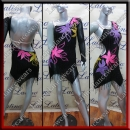 LATIN SALSA COMPETITION DRESS LDW (AL92)