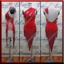 LATIN SALSA COMPETITION DRESS LDW (LS382)