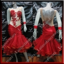 LATIN SALSA COMPETITION DRESS LDW (VL621)