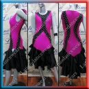 LATIN SALSA COMPETITION DRESS LDW (VL624)