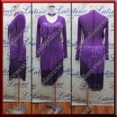 LATIN SALSA COMPETITION DRESS LDW (VL626)
