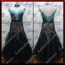 BALLROOM COMPETITION DRESS LDW (ST348)