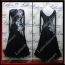 BALLROOM COMPETITION DRESS LDW (ST1003)