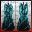 BALLROOM COMPETITION DRESS LDW (VS160A)