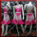 LATIN SALSA COMPETITION DRESS LDW (AL101)