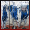 LATIN SALSA COMPETITION DRESS LDW (LT1325)
