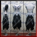 LATIN SALSA COMPETITION DRESS LDW (VL645)