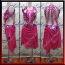 LATIN SALSA COMPETITION DRESS LDW (VL648)