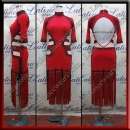 LATIN SALSA COMPETITION DRESS LDW (VL659)