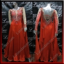 BALLROOM COMPETITION DRESS LDW (VS164)
