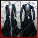 BALLROOM COMPETITION DRESS LDW (VS165)