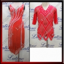 LATIN SALSA COMPETITION FOR COUPLE DRESS-SHIRT LDW (AL102/B360)