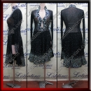 LATIN SALSA COMPETITION DRESS LDW (LS398)