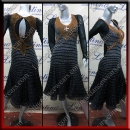 LATIN SALSA COMPETITION DRESS LDW (VL670)