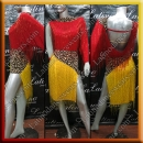 LATIN SALSA COMPETITION DRESS LDW (VL673)