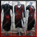 LATIN SALSA COMPETITION DRESS LDW (VL674)