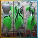 LATIN SALSA COMPETITION DRESS LDW (VL676)