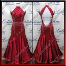 BALLROOM COMPETITION DRESS LDW (ST1000A)